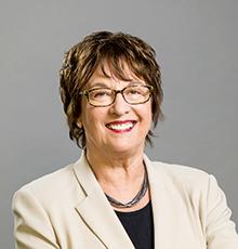 Brigitte Zypries, Herausgeberin des DUB UNTERNEHMER-Magazins