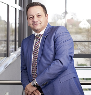 Dietmar Nick, Geschäftsführer bei Kyocera