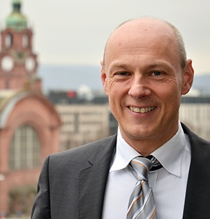 Frank Gäfgen, Geschäftsführer ESWE Verkehrsgesellschaft mbH