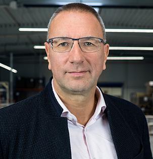 Kai Beutler, Geschäftsführer BEUTLER Verpackungssysteme GmbH