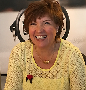 Manuela Engel-Dahan, Geschäftsführende Gesellschafterin, Lock your World GmbH & Co. KG
