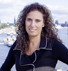 Stanford-Gastwissenschaftlerin Sabine Remdisch