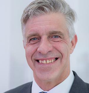 Uwe Gräff, Vorstand Neue Technologien und Qualität bei der HARTING Technologiegruppe
