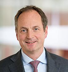 Matthias Schellenberg, Vorstandsvorsitzender der Privatbankiers Merck Finck