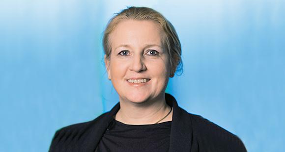 Ursula Morgenstern kam 2002 zu Atos und ist seit März 2018 CEO von Atos Deutschland