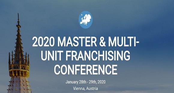 European Master & Multi-Unit Franchising Conference   28.01.-29.01.2020   Wien
