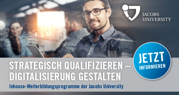 Weiterbildungsprogramme der Jacobs University