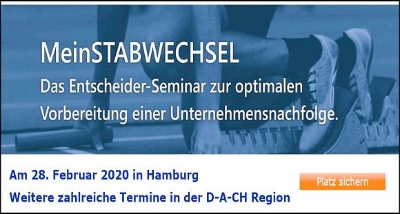 """Das Entscheider-Seminar: """"MeinSTABWECHSEL"""""""