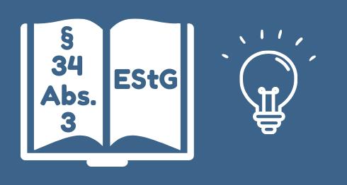 Betriebsverkauf: § 34 Abs. 3 EStG