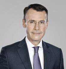 Hermann J. Merkens, Vorstandsvorsitzender der Aareal Bank