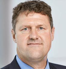 Andreas Rickmers, Vorstandschef der Agravis Raiffeisen AG, setzt auf Kommunikation