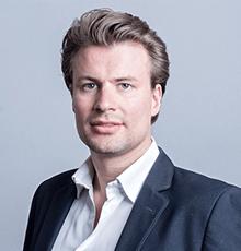 Alexander Hüttenbrink, Mitbegründer von Kinexon