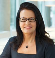 Ursula Wingfield, CEO von Alphabet Deutschland