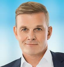 Vossloh-CEO Andreas Busemann