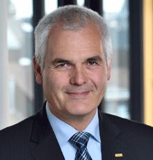 Christoph Schmallenbach, CEO der AachenMünchener