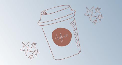 Café gekauft: Kreativität freien Lauf lassen