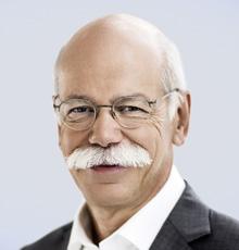 Dieter Zetsche, CEO von Daimler