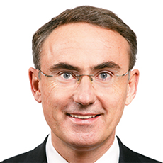Dr. Christoph Straub, CEO Barmer GEK
