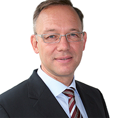Dr. Detlef Trefzger, Chief Executive Officer Kühne?+?Nagel