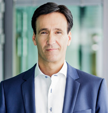 Stefan Unterlandstättner, CEO der Deutschen Kreditpunkt