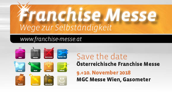 Franchise Messe Wien