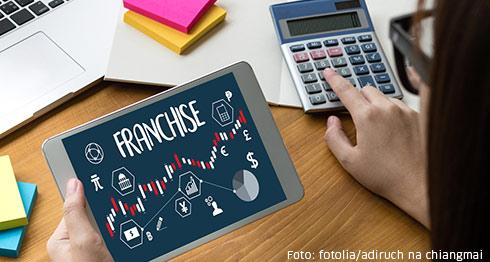 Franchise Nehmer: Franchisegründung