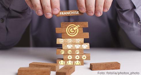 Franchisegeber werden mit eigenem Geschäftsmodell
