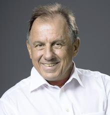 IFS CEO Wilfried Gschneidinger