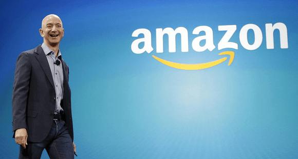 Jeff Bezos hat Amazon vom Buchhändler zum wertvollsten Unternehmen der Welt gemacht.