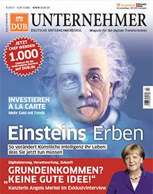 DUB UNTERNEHMER-Magazin