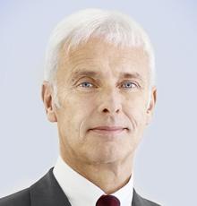 Matthias Müller, Volkswagen