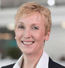 Sabine Bendiek, Chefin von Microsoft Deutschland