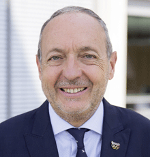 Laurent Abadie, Europa-CEO von Panasonic