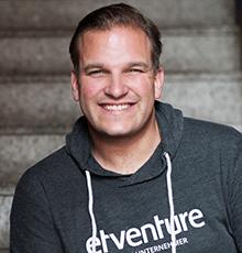 Philipp Depiereux, Mitbegründer von Etventure