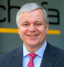 Schufa CEO Michael Freytag