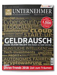 Zu den Inhalten im neuen DUB Unternehmer-Magazin