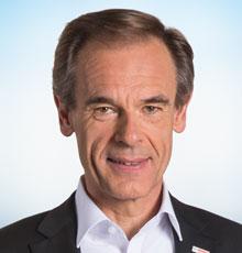 Bosch-Geschäftsführer Dr. Volkmar Denner