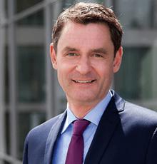 Wolfgang Dierker, CEO bei GE Deutschland