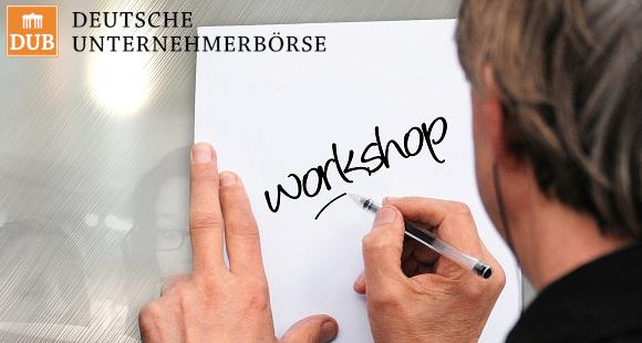 """Praxis-Workshop """"Betriebliche Nachfolge"""""""