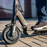 Mobilitäts-Debatte- E-Scooter auf Gehwegen: Das sagen die Versicherer