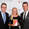 Lisa Mayer, Olympionikin und erfolgreiche Studentin ist Sport-Stipendiatin des Jahres 2016