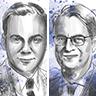 Peter Domma und Frank Göring von Villeroy &